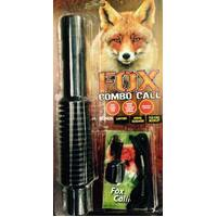 Fox Predator Combo Call with Bonus Mouse Squeaker and Lanyard!