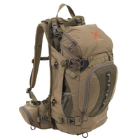 Alps Outdoorz Extreme Hybrid X Hunting Pack Coyote Brown