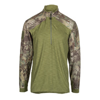 5.11 Kryptek Rapid Half Zip Top