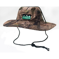Ridgeline Sable Airflow Bush Hat Nature Green