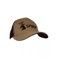 Spika Truckers Cap Brown