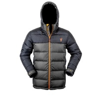 Hunters Element Razor Elite Jacket Grey Black XL