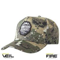 Hunters Element Heat Beater Cap Veil Camo