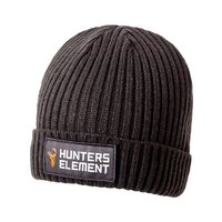 Hunters Element Rivet Beanie Black