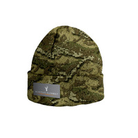 Hunters Element Heat Seeker Hunting Beanie Veil Camo