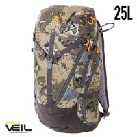 Hunters Element Contour Hunting Hiking Shooting Backpack Veil Camo