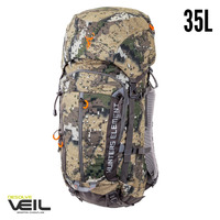 Hunters Element Boundary Pack 35L Veil Camo