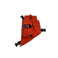 RPR GPS/UHF Holster Double Orange Hunting Supplies