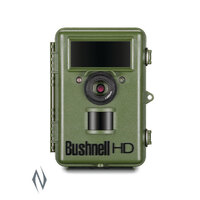 BUSHNELL NATUREVIEW TRAIL CAM HD 14MP LIVE VIEW GREEN NO GLOW