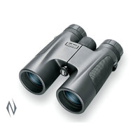 BUSHNELL POWERVIEW 10X42 BLACK ROOF BINOCULARS