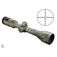 BUSHNELL BANNER 3-9X40 CAMO CIRCLE X RIFLE SCOPE