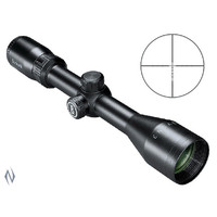 BUSHNELL ENGAGE 3-9X40 CAPPED TURRETS DEPLOY MOA RIFLE SCOPE