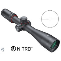 BUSHNELL NITRO 3-12X44 30MM SFP MULTI X RIFLE SCOPE