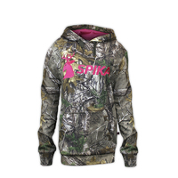 Spika GO Ladies Hoodie Camo and Pink