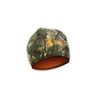 Spika Alpine Reversible Hunting Beanie Camo Blaze Orange