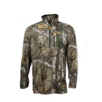 Spika Airflux Summer Long Sleeve Hunting Tee Camo
