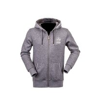 Hunters Element Alp Hoodie Grey Marle