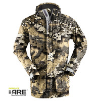 Hunters Element All Rounder Hunting Jacket Desolve Bare Camo Waterproof Windproof