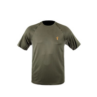 Hunters Element Crux Tee Forest Green