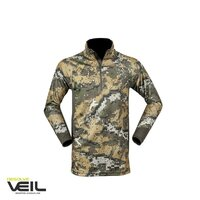 Hunters Element Crux Hunting Top Veil Camo