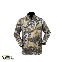 Hunters Element Elite Top Desolve Veil Camo