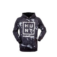 Hunters Element Hunt Hoodie Desolve Blak Camo