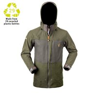 Hunters Element Legacy Jacket Forest Green Grey