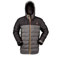 Hunters Element Razor Jacket Black Grey - SALE