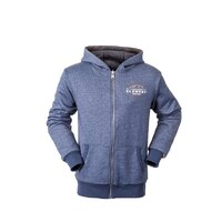 Hunters Element Ridge Hoodie Navy/Grey
