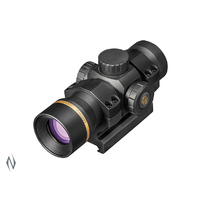 LEUPOLD FREEDOM RDS 1X34 34MM RED DOT 1 MOA DOT + MOUNT