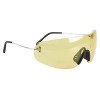 Beretta Adult Hunting Eye Protective Shields Yellow With Case