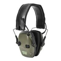 Howard Leight Impact Sport Electronic Folding Earmuffs Shooting Olive
