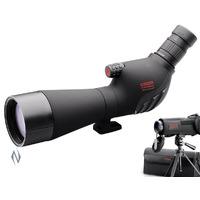 Redfield Rampage 20-60x80mm Spotting Scope Kit Black Hunting Shooting