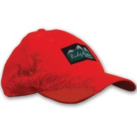 Ridgeline Blaze Orange Cap Deer