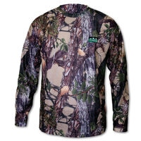 Ridgeline Sable Airflow Long Sleeve Top Buffalo Camo