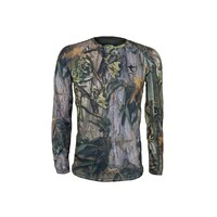 Austealth Long Sleeve Tee Native Camo