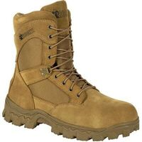 Rocky Alpha Force Boots Coyote