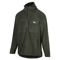 Ridgeline Cyclone Hooded Hunting Smock Olive