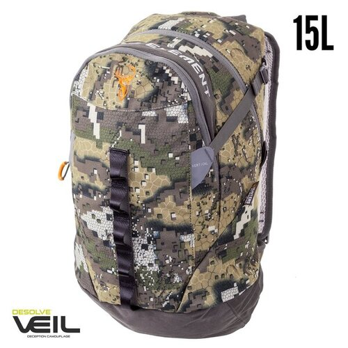 Hunters Element Vertical Backpack VEIL Camo Hunting Shooting