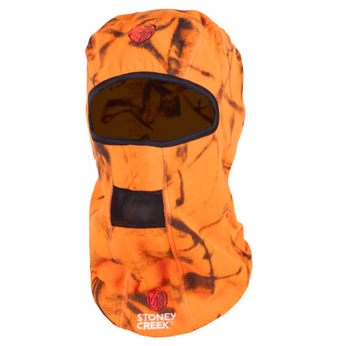 Stoney Creek Micro+ Balaclava Blaze Orange