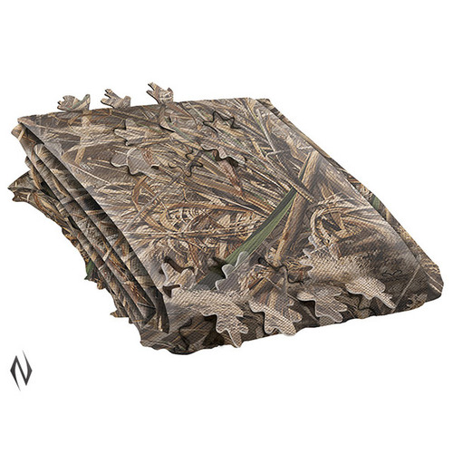 Allen 3D Leafy Omnitex Blind Fabric Realtree
