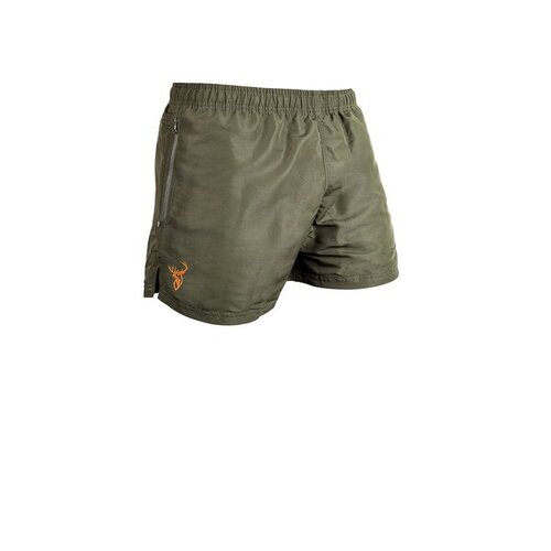 Hunters Element Crux Stubbies Forest Green