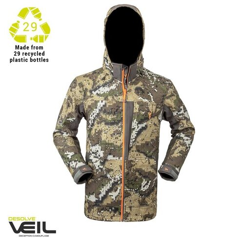 Hunters Element Legacy Jacket Desolve Veil Camo