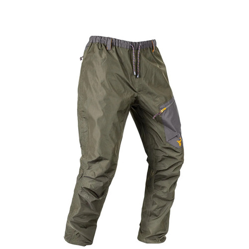Hunters Element Obsidian Waterproof Hunting Trousers Forest Green