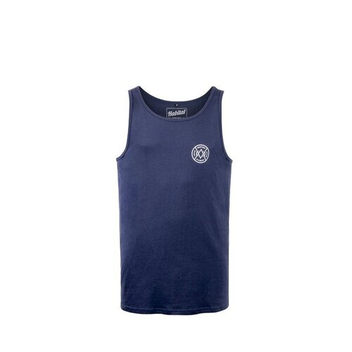 Hunters Element Twin Peaks Singlet Navy