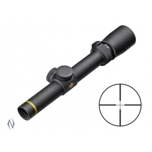 LEUPOLD VX-3i 1.5-5X20 MATTE DUPLEX Rifle Scope LE170675