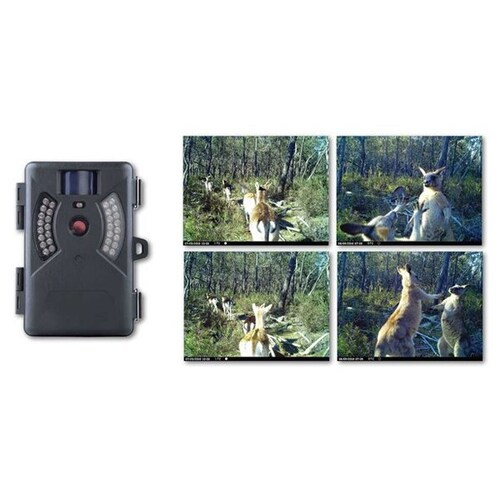 Nikko Stirling Game Trail Camera 5101 NAT 5MP