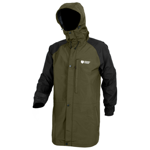 Stoney Creek Creek Crosser Jacket Bayleaf Black
